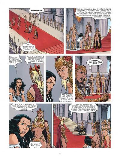 Page 6 Les mondes de Thorgal - Kriss de Valnor tome 1