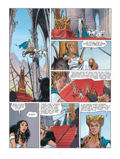 Page 7 Les mondes de Thorgal - Kriss de Valnor tome 1