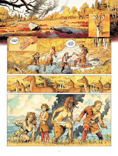 Page 1 Reconquêtes tome 1