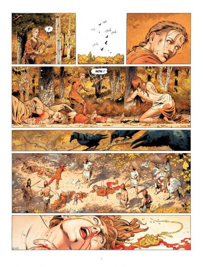 Page 3 Reconquêtes tome 1