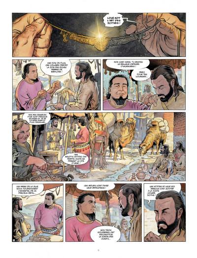 Page 5 Reconquêtes tome 1