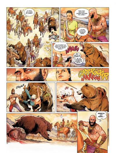 Page 8 Reconquêtes tome 1
