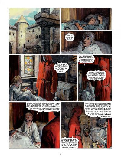 Page 8 Thorgal tome 32 - la bataille d'Asgard