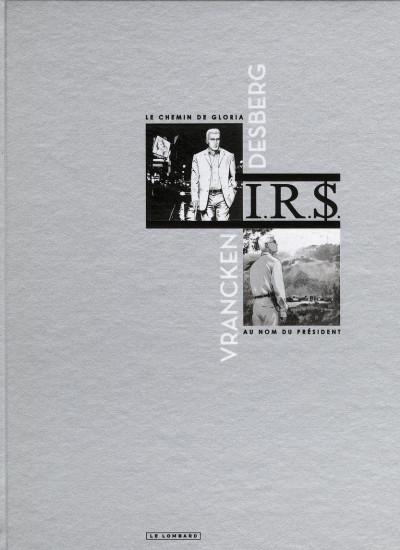image de I.R.$ - tirage de luxe tome 11 et tome 12