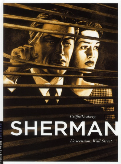 Couverture Sherman tome 2