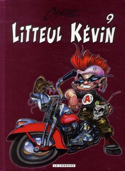 litteul kevin tome 6 edition couleurs