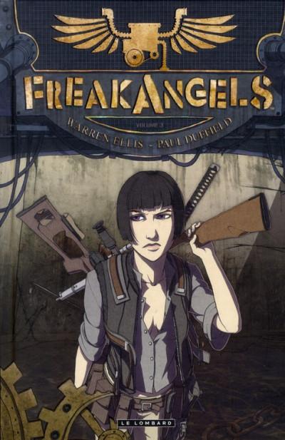 image de freak angels tome 3