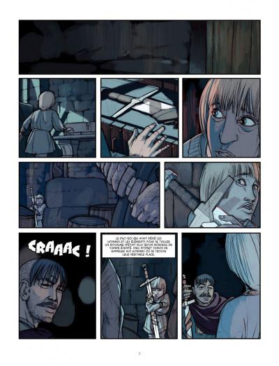 Page 1 1066 tome 1 - Guillaume le conquérant