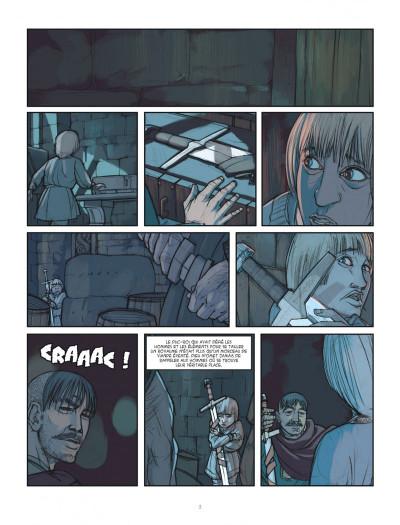 Page 3 1066 tome 1 - Guillaume le conquérant