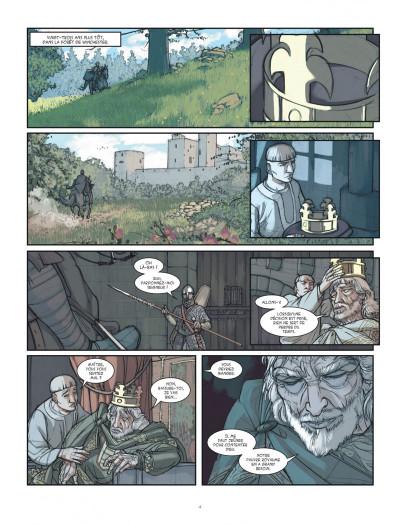 Page 4 1066 tome 1 - Guillaume le conquérant