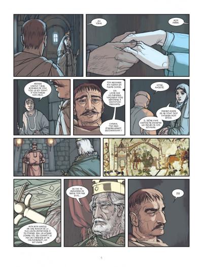 Page 5 1066 tome 1 - Guillaume le conquérant