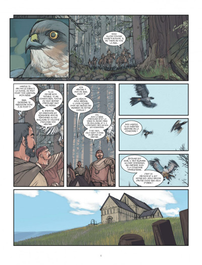 Page 6 1066 tome 1 - Guillaume le conquérant