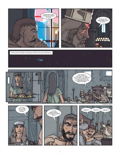 Page 7 1066 tome 1 - Guillaume le conquérant