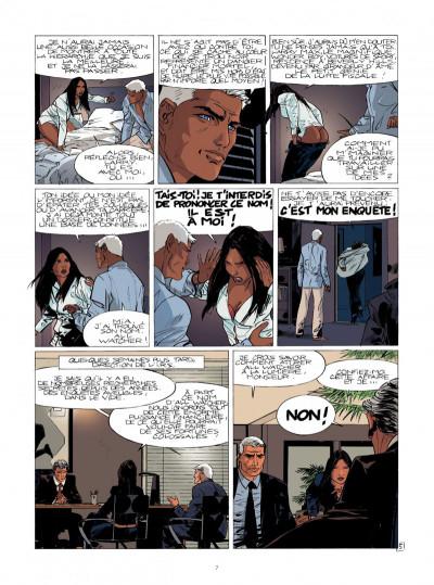 Page 7 ir$ all watcher tome 6 irs - la théorie des cordes fiscales