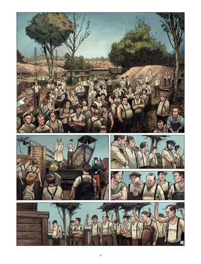 Page 3 les carnets de Darwin tome 2 - la mort d'une bête