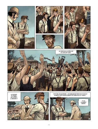Page 4 les carnets de Darwin tome 2 - la mort d'une bête