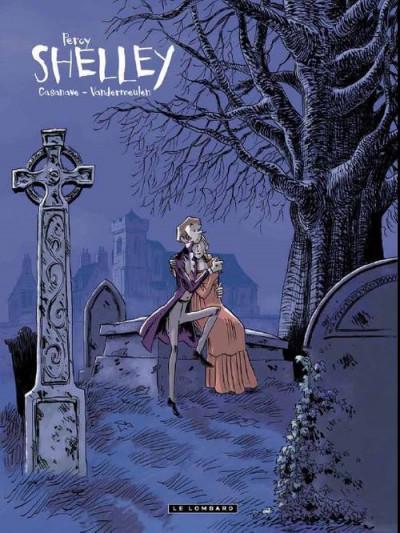 image de Shelley tome 1 - Percy