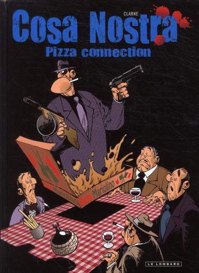 image de cosa nostra tome 3 - pizza connection