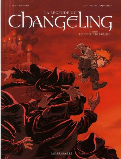 image de la légende du changeling tome 4 - les lisières de l'ombre