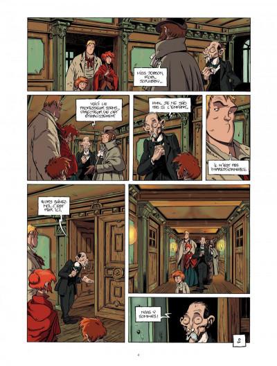Page 4 la légende du changeling tome 4 - les lisières de l'ombre