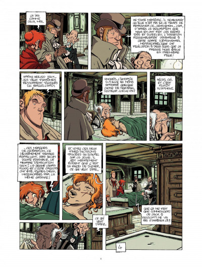 Page 6 la légende du changeling tome 4 - les lisières de l'ombre