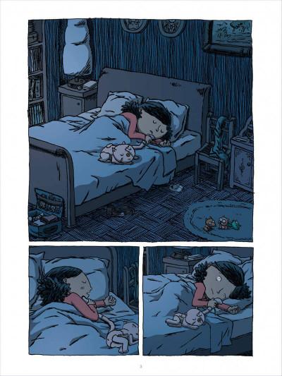 Page 3 l'enfant cachée