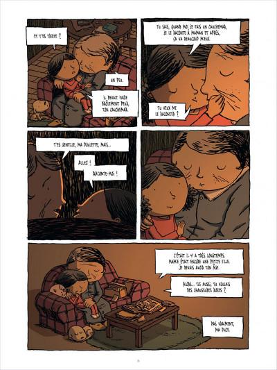 Page 6 l'enfant cachée