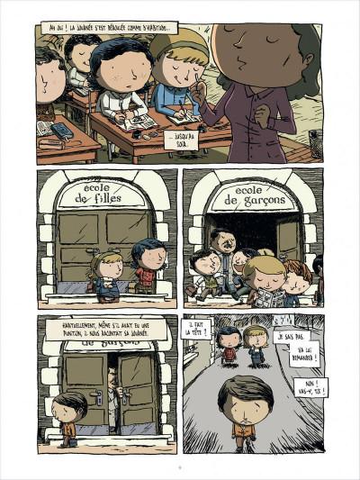 Page 9 l'enfant cachée