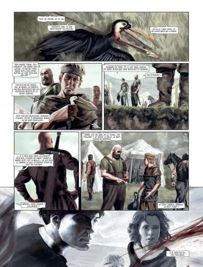 Page 2 le banni tome 2 - la reine pourpre