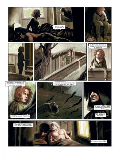 Page 5 le banni tome 2 - la reine pourpre