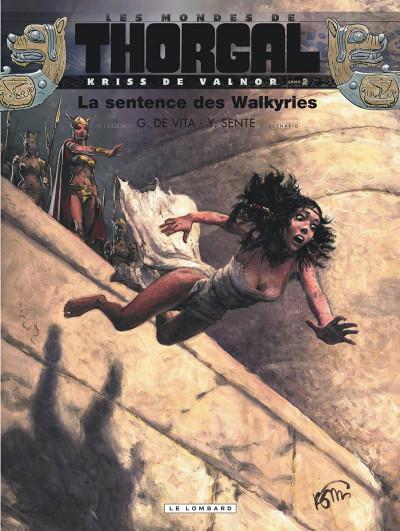 Couverture Les mondes de Thorgal - Kriss de Valnor tome 2