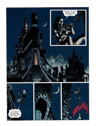 Page 2 Les mondes de Thorgal - Kriss de Valnor tome 2