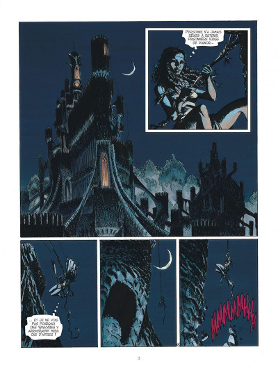 Page 3 Les mondes de Thorgal - Kriss de Valnor tome 2