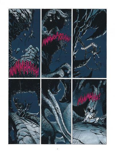 Page 4 Les mondes de Thorgal - Kriss de Valnor tome 2
