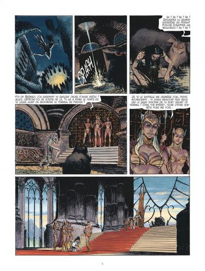 Page 5 Les mondes de Thorgal - Kriss de Valnor tome 2