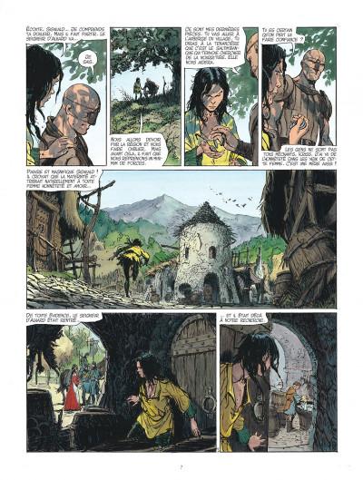 Page 7 Les mondes de Thorgal - Kriss de Valnor tome 2