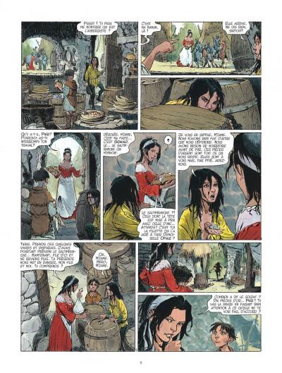 Page 8 Les mondes de Thorgal - Kriss de Valnor tome 2