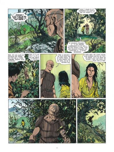 Page 9 Les mondes de Thorgal - Kriss de Valnor tome 2