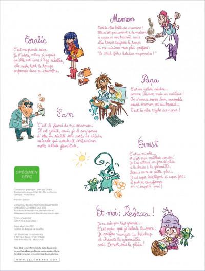 Page 1 ernest et rebecca tome 4 - les pays des cailloux marchent