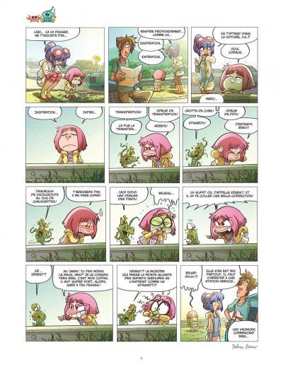 Page 6 ernest et rebecca tome 4 - les pays des cailloux marchent
