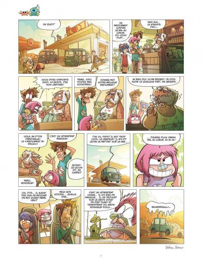 Page 7 ernest et rebecca tome 4 - les pays des cailloux marchent