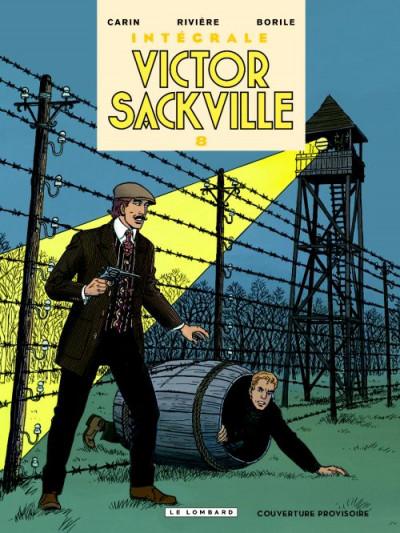 Couverture Victor Sackville - integrale tome 8