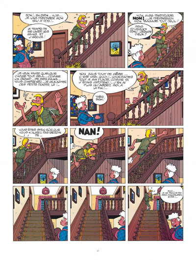 Page 1 Clifton - intégrale tome 4