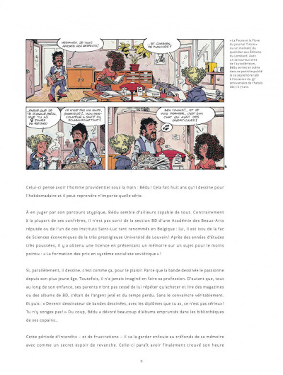 Page 9 Clifton - intégrale tome 4