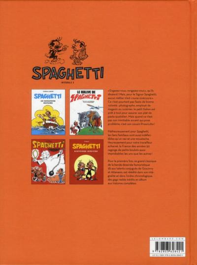 Dos Spaghetti - intégrale tome 5