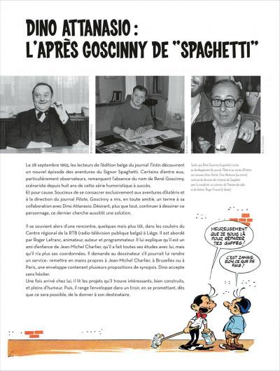 Page 6 Spaghetti - intégrale tome 5