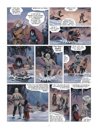 Page 6 Les mondes de Thorgal - Louve tome 1