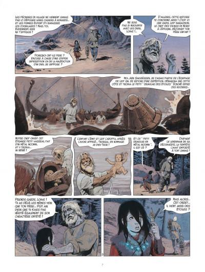 Page 7 Les mondes de Thorgal - Louve tome 1