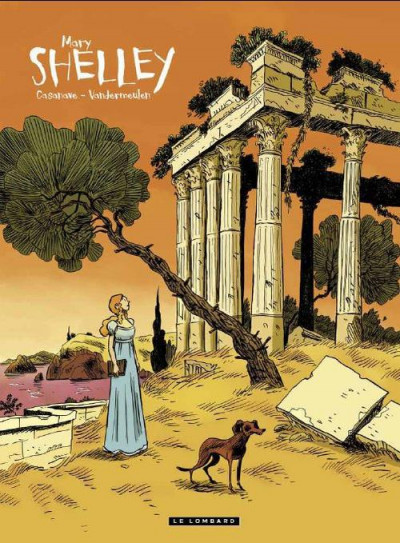Couverture Shelley tome 2 - Mary