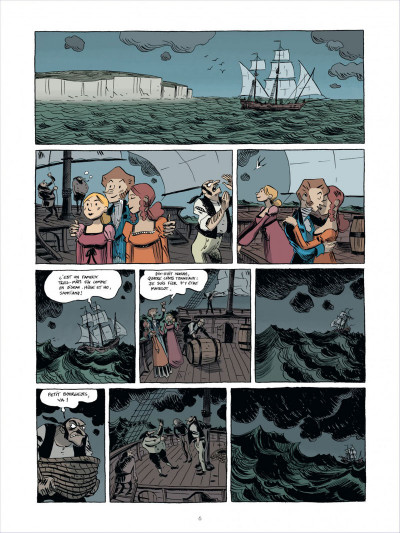 Page 6 Shelley tome 2 - Mary